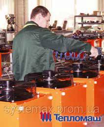Завод ТЕПЛОМАШ. Производство тепловентиляторов
