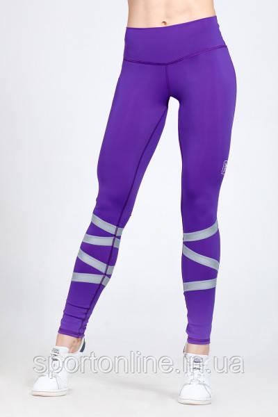 Лосины BERSERK REFLECTIVE POWER ultra violet