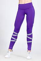 Лосины BERSERK REFLECTIVE POWER ultra violet, фото 1