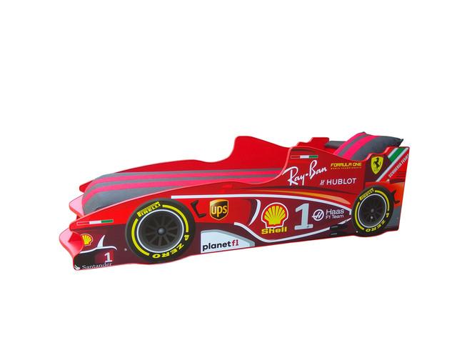 Кровать детская машинка серии Формула 1 (фото 8)