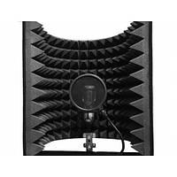 Акустический экран для микрофона 50х50х50 см