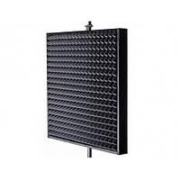 Акустический экран для микрофона плоский 100х100х10 см