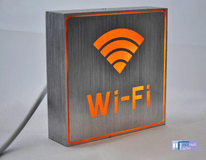 """Покажчик """"WiFi"""" LED-NGS-36 1W NIGAS"""