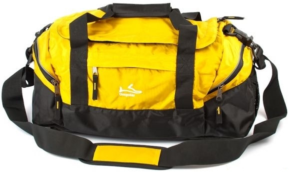 Спортивная сумка Onepolar W2023-yellow, желтая 40 л