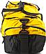 Спортивная, дорожная сумка, желтая 40 л. Onepolar (Ванполар) W2023-yellow, фото 3