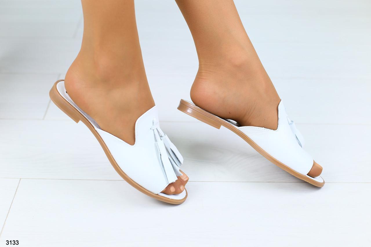 1193b2a50a00 Женские кожаные шлепанцы 39 - Интернет-магазин обуви Vzuto в Чернигове