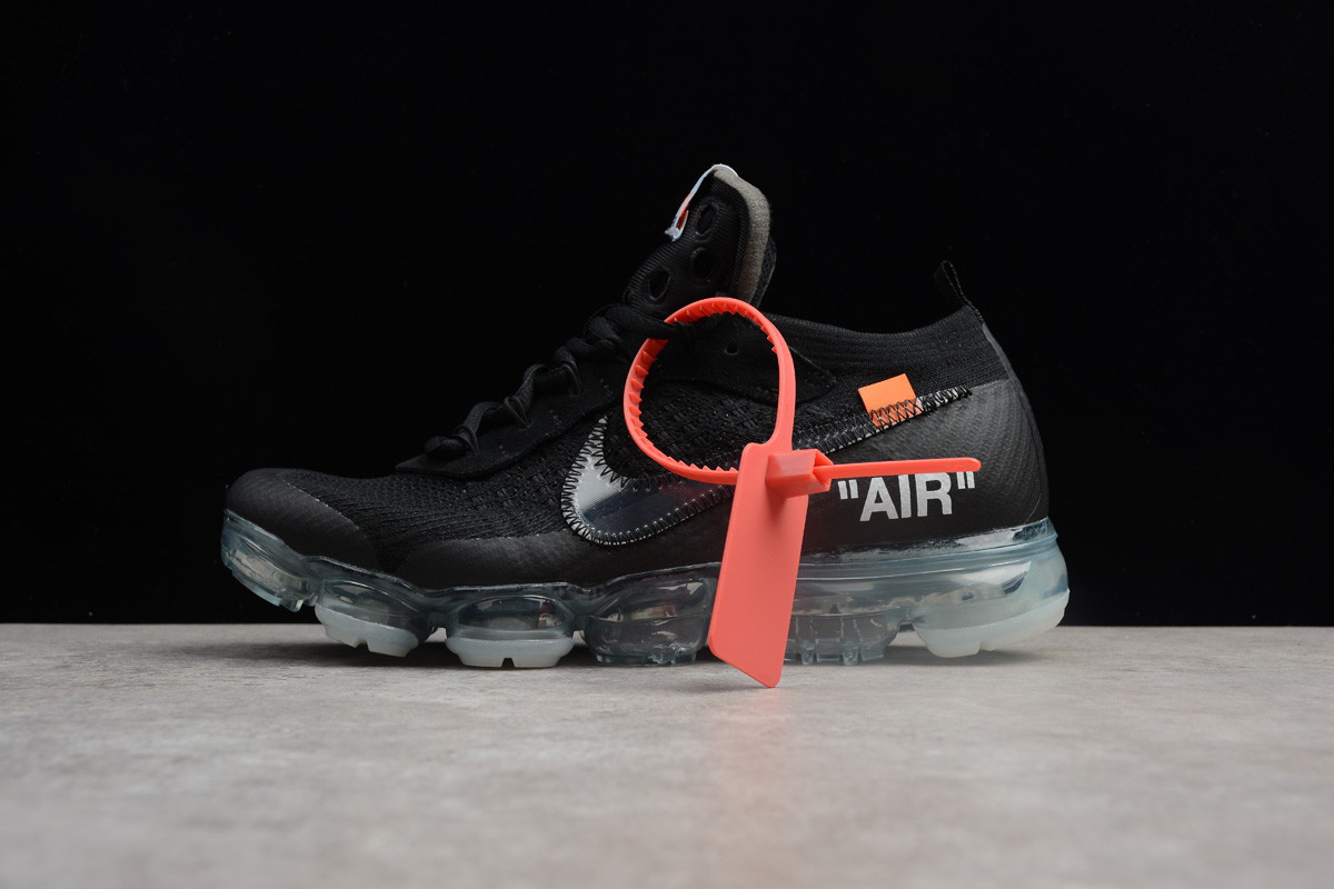 Кроссовки мужские Off White x Nike Air VaporMax / VPR-090 (Реплика)