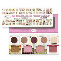 Палетка для макияжа лица The Balm In The Balm Of Your Hand Greatest Hits Volume 2 Palette
