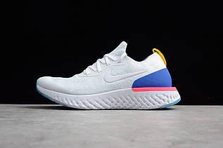 Кроссовки мужские Nike Epic React Flyknit / ERF-001 (Реплика)