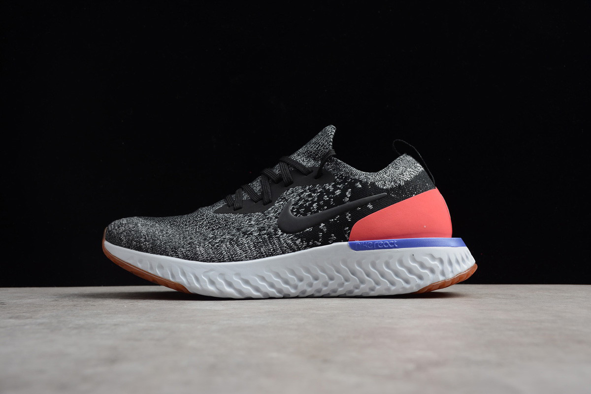 Кроссовки мужские Nike Epic React Flyknit / ERF-014 (Реплика)