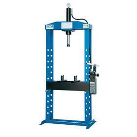 Пресс гидравлический напольный 10т. (OMA 651B)