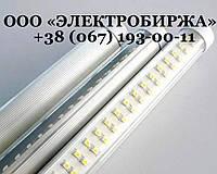 Светодиодные лампы  10 Вт (10W) 10LL60 G13, Лампа светодиодная т8, Трубчатые светодиодные лампы 10Вт,  T8 LED цоколь G13, Трубчатые светодиодные лампы