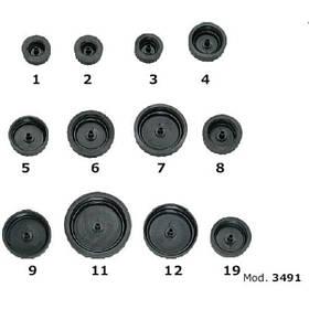 Комплект заглушек для современных моделей автомобилей FLEXBIMEC 3491