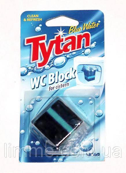 Таблетка для зливного бачка Tytan Blue Water 50 г