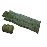 Спальный мешок Mil-Tec Pilot Olive 14101001