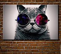 Печать фото на холсте с галерейной натяжкой на подрамник 20х20