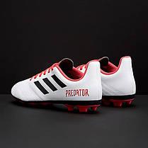 Детские Бутсы Adidas Predator 18.4 FG CP9241 (Оригинал), фото 2