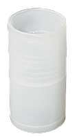 Муфта для гофрированных труб, прозрачная GFLEX25 IEK