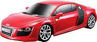 Автомодель Maisto 1:24 Audi R8 V10 81225 red