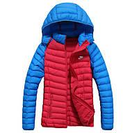 Куртка женская осенняя Nike / CRT-564 (Реплика)