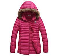 Куртка женская осенняя Adidas / CRT-568
