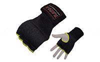 Накладки PROFI (перчатки)для карате Х-б + эластан