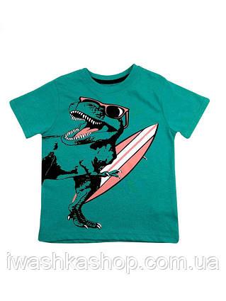 Футболка с динозавром для мальчика Primark р. 122