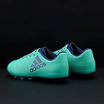 Детские Бутсы Adidas X 17.4 FG CP9014 (Оригинал), фото 2