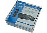 Цифровой тюнер Nokasonic NK 3200-T2 \ ресивер \ приставка, фото 3