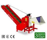 Измельчитель веток, дробилка веток, подрібнювач гілок АРПАЛ/ARPAL АМ-120ТР-К