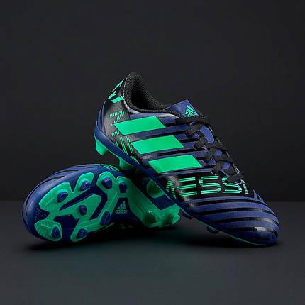 Детские Бутсы Adidas Nemeziz Messi 17.4 FG CP9212 (Оригинал), фото 2