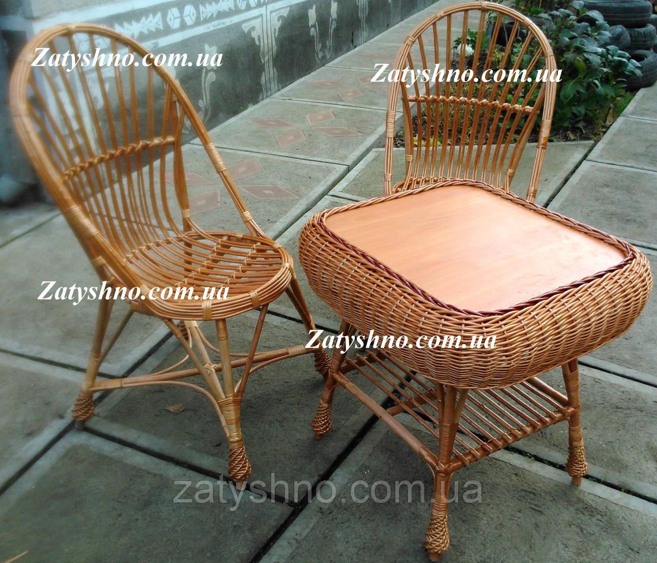 Плетеная мебель из лозы  для дома