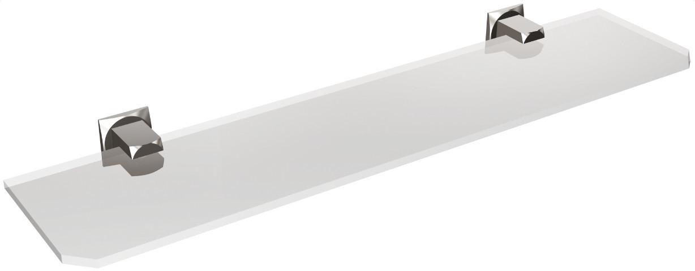 Полиця для ванної скло Modern, 70см