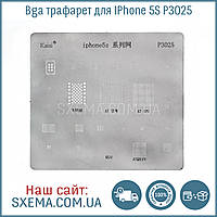 Bga трафарет для IPhone 5S P3025