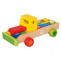 Машина з кубиками Bino 21 шт. (84152)