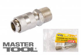 MasterTool  Соединение быстросъемное (наружная резьба), Арт.: 81-9232