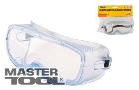 MasterTool  Очки защитные панорамные, линза из поликарбоната, Арт.: 82-0101