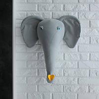 Трофей Слон серый, фото 1