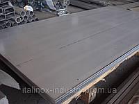 Нержавеющая плита 6,0 Х 1250 Х 2500 F1