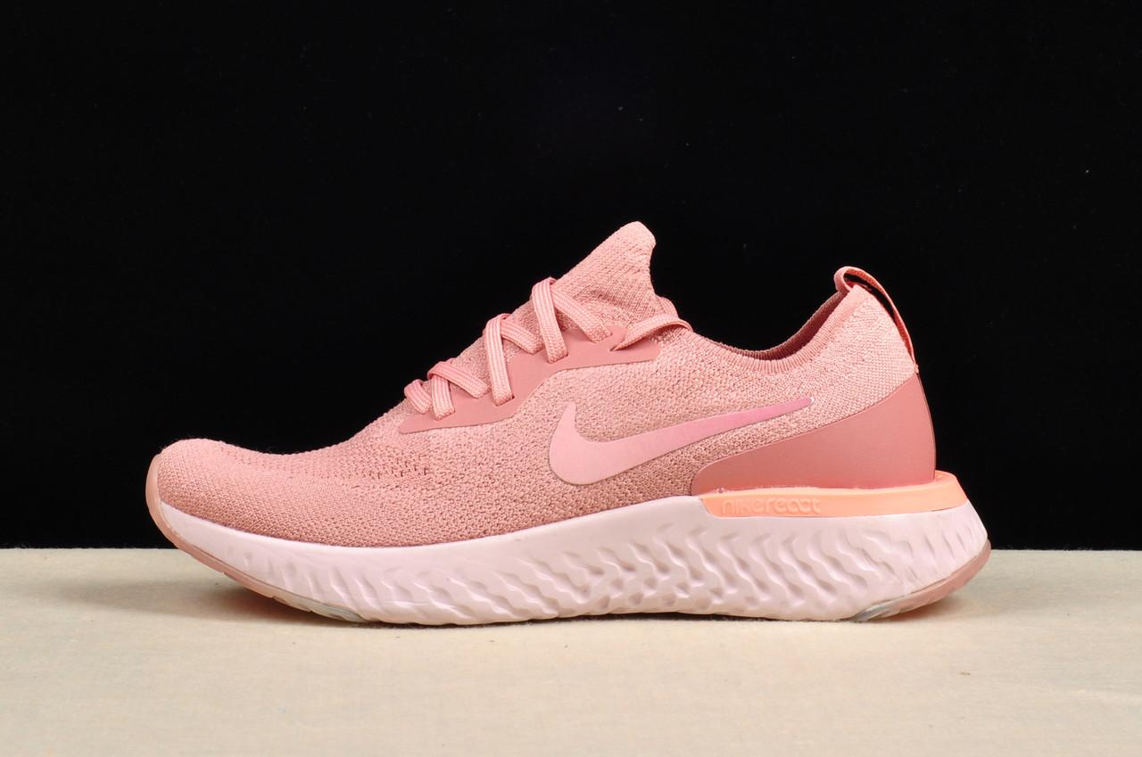 Кроссовки женские Nike Epic React Flyknit / ERF-020 (Реплика)