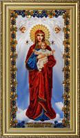 Набор для вышивки бисером Икона Божией Матери «Благодатное Небо»