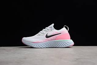 Кросівки жіночі Nike Epic React Flyknit / ERF-022 (Репліка)