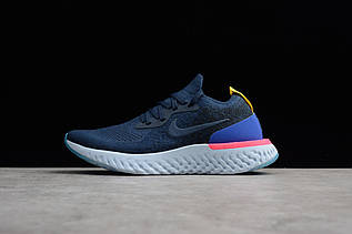 Кросівки жіночі Nike Epic React Flyknit / ERF-028 (Репліка)