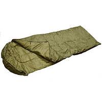 Спальный мешок Mil-Tec Steppdecken Olive 14104001