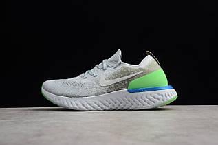 Кросівки жіночі Nike Epic React Flyknit / ERF-032 (Репліка)