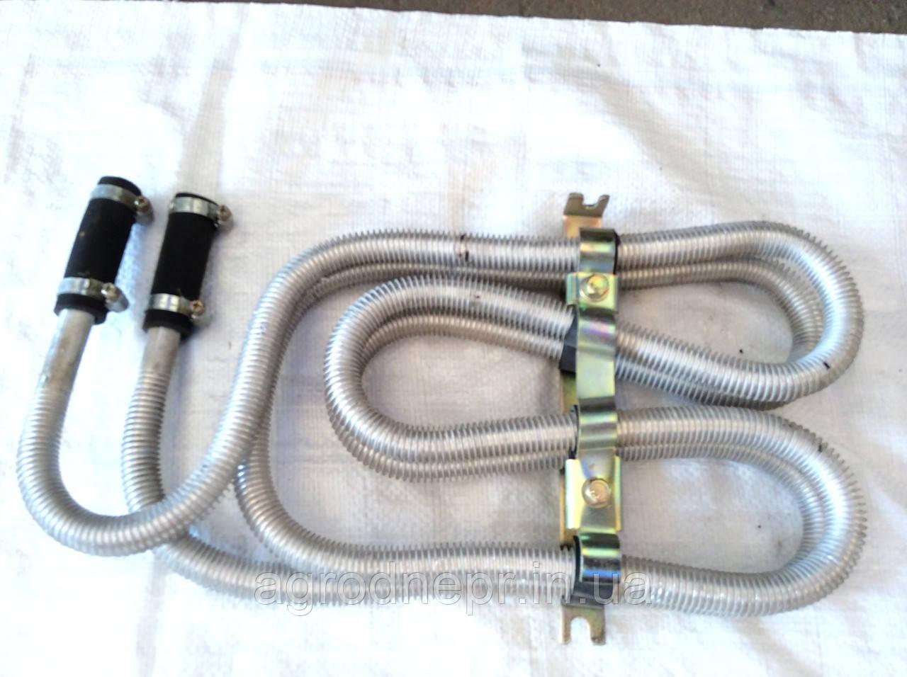 Радиатор масляный в сборе Т-40 двигатель Д-144 Д37Е-14052