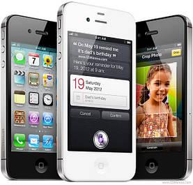 Защитные стекла для iPhone 4 / 4s