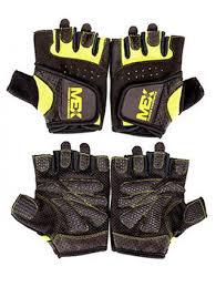 MEX Nutrition W-Fit Gloves Lime