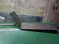 Гибка листового металла до 500 мм за гиб
