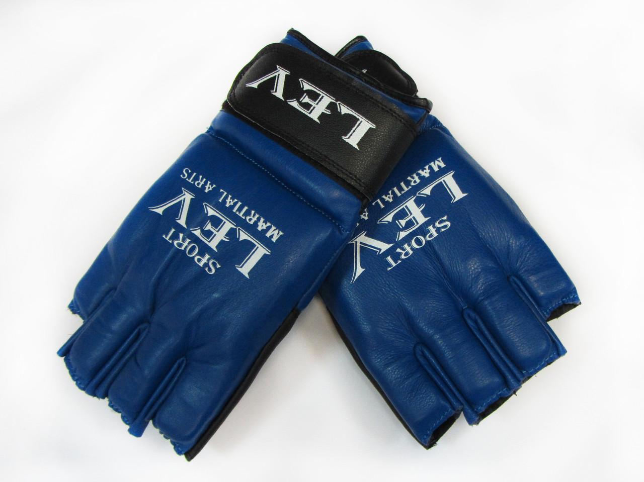 Перчатки для рукопашного боя Лев «К-1» (комби)